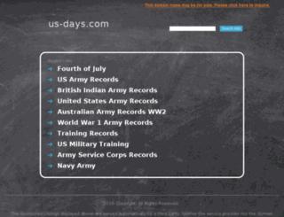 us-days.com screenshot