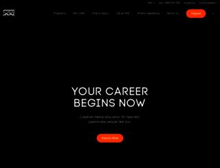 us-info.sae.edu screenshot