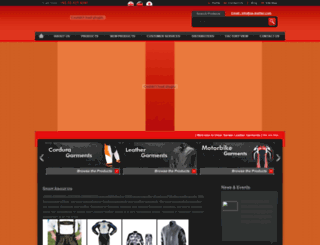 us-leather.com screenshot