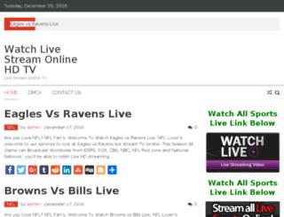 us-livetv.com screenshot