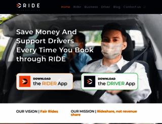us-ride.com screenshot