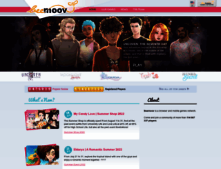 us.beemoov.com screenshot