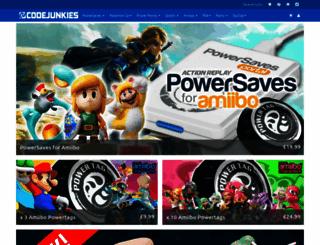 us.codejunkies.com screenshot