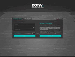 us.dotwconnect.com screenshot