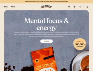 us.foursigmatic.com screenshot