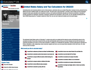 us.icalculator.info screenshot