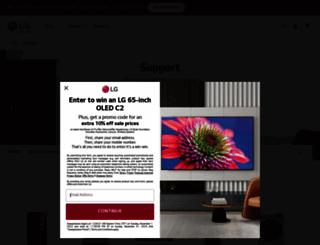 us.lgservice.com screenshot