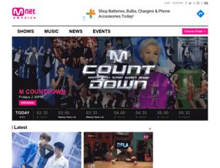 us.mnet.com screenshot