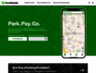 us.parkmobile.com screenshot