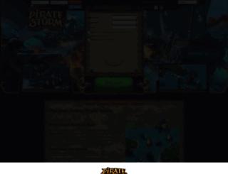 us.piratestorm.com screenshot