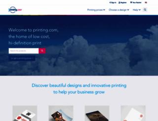us.printing.com screenshot