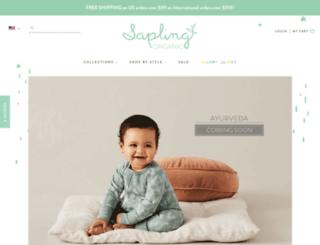 us.saplingchild.com screenshot