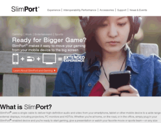us.slimportconnect.com screenshot