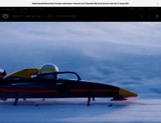 us.tagheuer.com screenshot