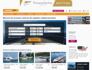 us.topboats.com screenshot