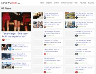 us.topnewstoday.org screenshot