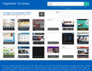 us.uclaowu.com screenshot