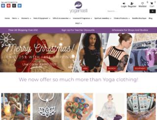 us.yogamasti.com screenshot