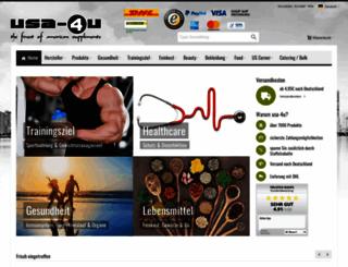 usa-4u.eu screenshot