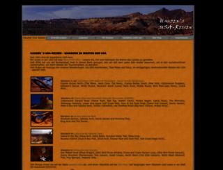 usa-reisen.mhaudek.de screenshot