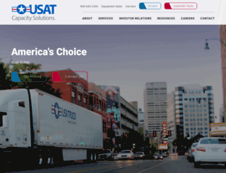 usa-truck.com screenshot