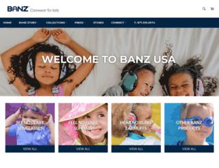 usa.babybanz.com screenshot