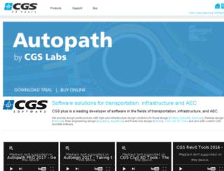 usa.cgsplus.com screenshot