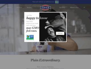 usa.fage.eu screenshot