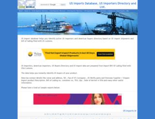 usa.importers-directory.net screenshot