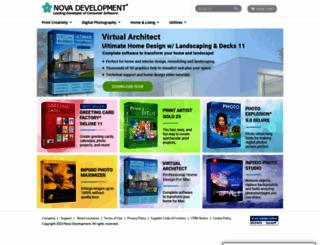 usa.novadevelopment.com screenshot