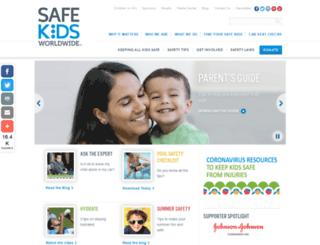 usa.safekids.org screenshot