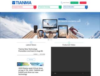 usa.tianma.com screenshot