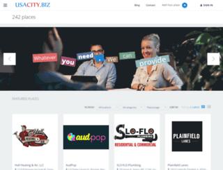 usacity.biz screenshot