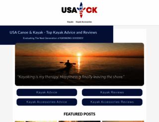 usack.org screenshot