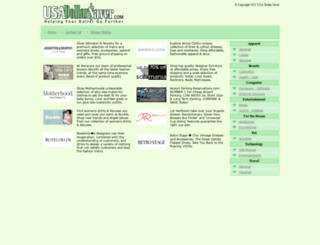 usadollarsaver.com screenshot