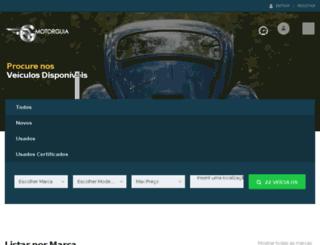 usados.autohoje.com screenshot