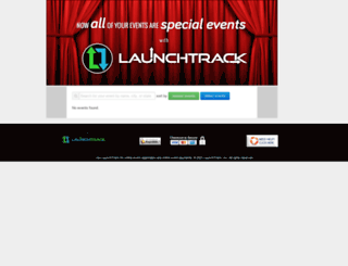 usafootball.launchtrack.events screenshot