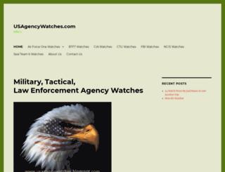 usagencywatches.com screenshot