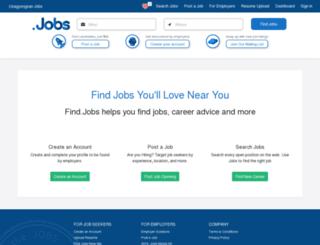 usagyongsan.jobs screenshot