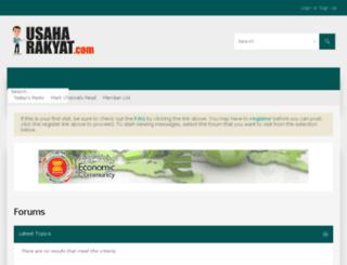 usaharakyat.com screenshot