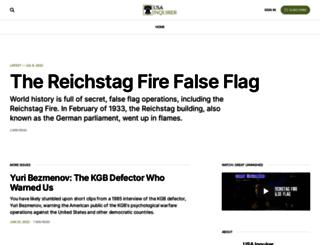 usainquirer.com screenshot