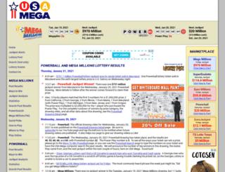 usamega.com screenshot