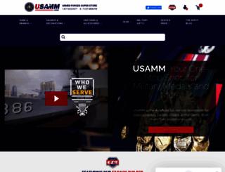 usamm.com screenshot