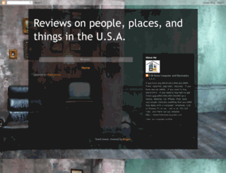usareviews.blogspot.com screenshot