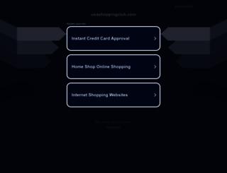 usashoppingclub.com screenshot