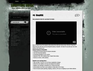 usashoppingtips.wordpress.com screenshot
