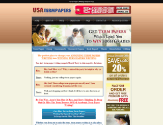usatermpapers.com screenshot