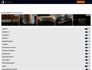 usaudiomart.com screenshot