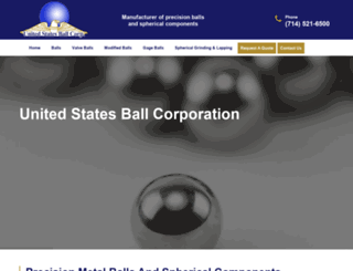 usball.com screenshot