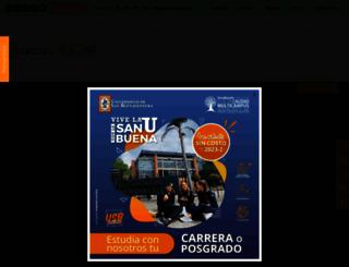 usbbog.edu.co screenshot